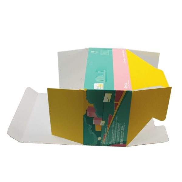 JiaYuan Custom Biodegradable Boutique Retail Product  Cardboard  Counter Top Display Stand  Box