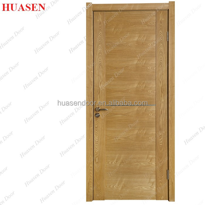 Special MDF Interior veneer wooden door