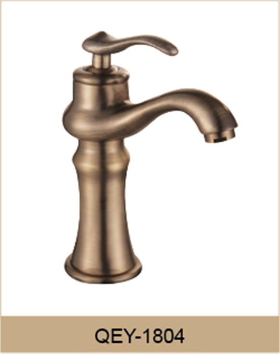 bronze color type of water brass tap (QEY-1804)
