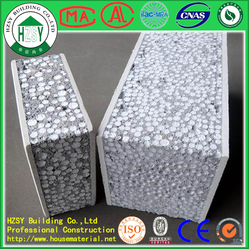 Light Weight Construction Wall Panel Latest Materials Insulated Walls  Panels Kindle Eps Concrete For Caravan/with Oem Service - Buy Light Weight