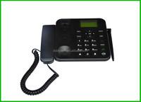 2015 best selling Hotel Telephone sim card gsm fixed wireless desktop phone