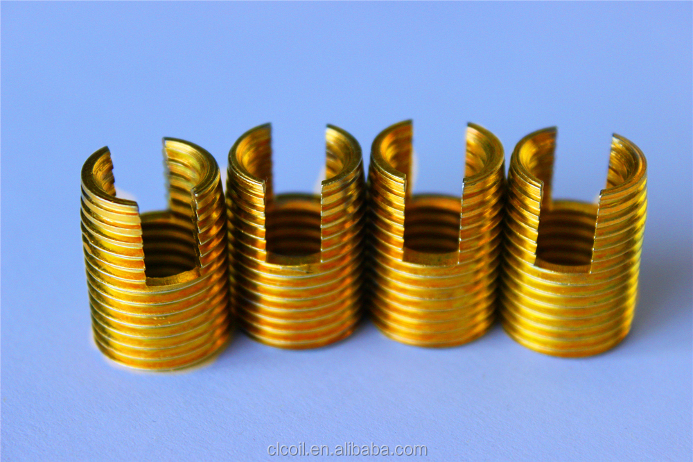 307/308 Self Tapping Thread Inserts For Wood And Plastics With ...
