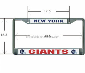 High Quality Custom Car License Plate Frame Wholesale