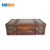 2015 Old style PU leather vintage suitcase guangzhou manufacturer