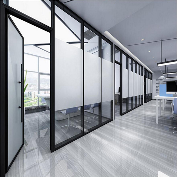 Aluminum Office Wall Partition,Office Partition Glass