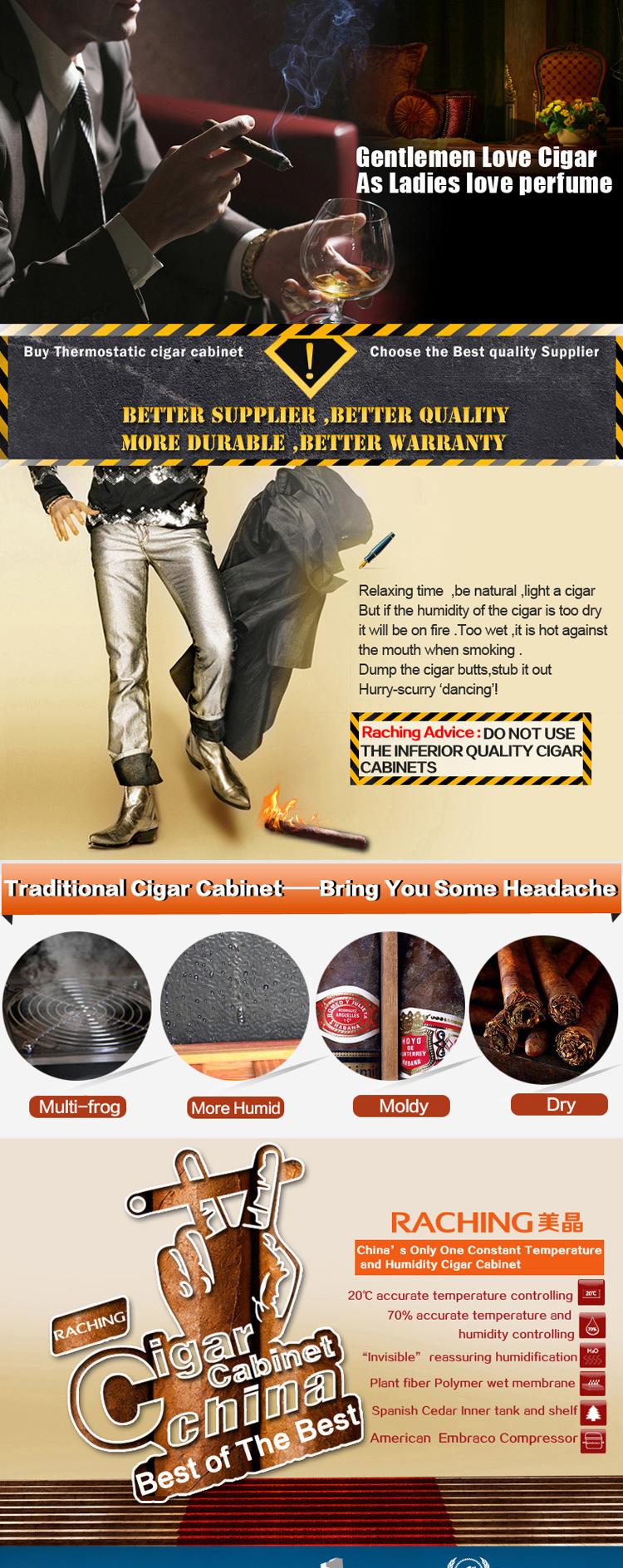 Chinese Cedar Sleeve Cigar Humidors For Sale Used Humidor Cabinet ...