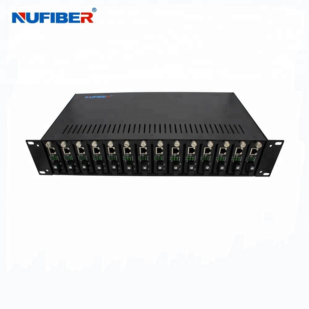 Card Media Converter Iron Material 2u Chasis 14 Slots With 2 Power  Suppliers Media Converter Rack Mount - Buy 2u 14 Slots Rack Chasis,2u 14  Slot Rack