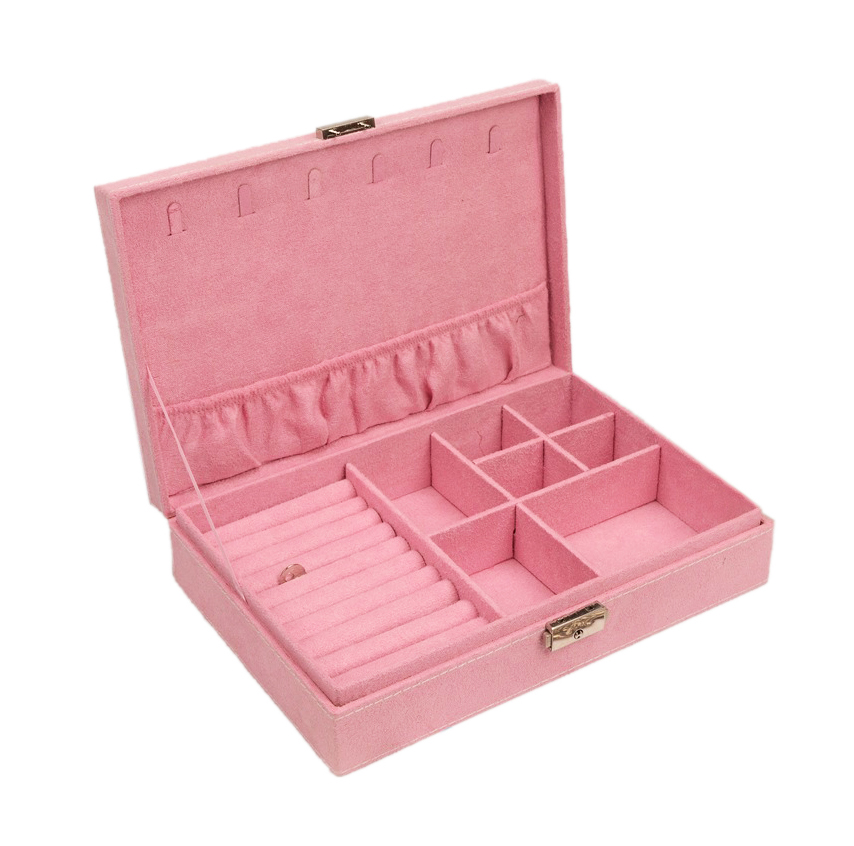 Canada Cheap Price Jewellery Organiser Women Standing Jewelry Boxes for Sale