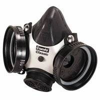Mine Safety App - Black Med. Respirator Fa, Sold As 1 Each