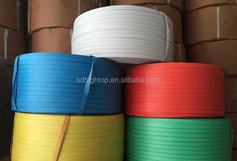 Customized Color PP Strapping Roll Strap Belt Tape