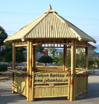 Garten Bambus Pavillon Pavilion Haus Buy Bambus Pavillon Bambus