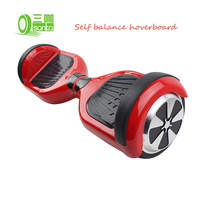 China Wholesale smart self balance hoverboard 6.5/8/10 inch electric $100 hoverboard with dual wheels and MSDS battery