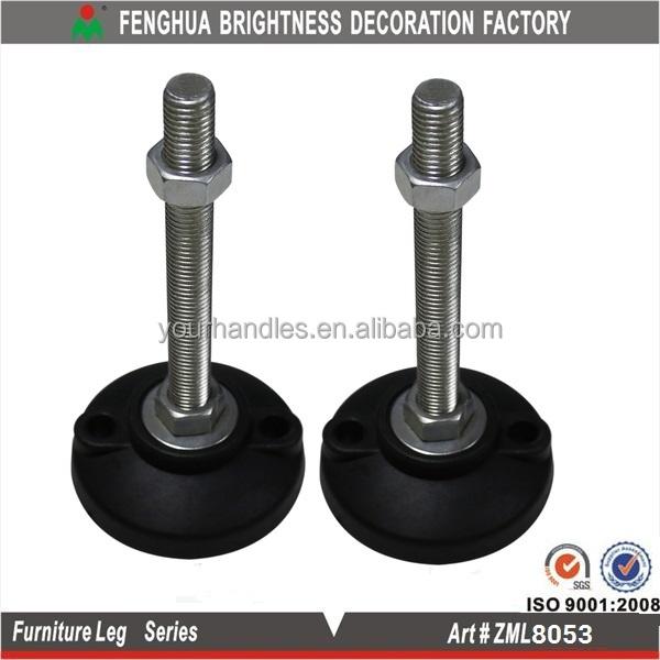 Stainless Steel Leg Levelers,machine Levelling Feet Foot