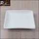 Wholesale square ceramic plate