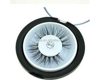 Private label Mink 3D Hair high-grade 3D Mink Hair fake eyelash