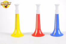 Hot Selling party supply online store football/soccer/party mini vuvuzela vuvuzela fan horn