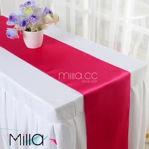 Wholesale Cheap Satin Table Runners Manufacturer