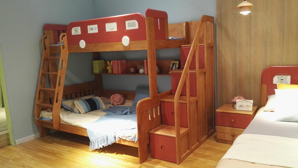 Etagenbett Kinder Massivholz : Hochbett im kinderzimmer coole etagenbetten für kinder