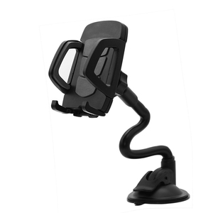 Car Mount Cell Phone Holder, 10 Inches Long Arm with Anti-skid Base with Strong Suction