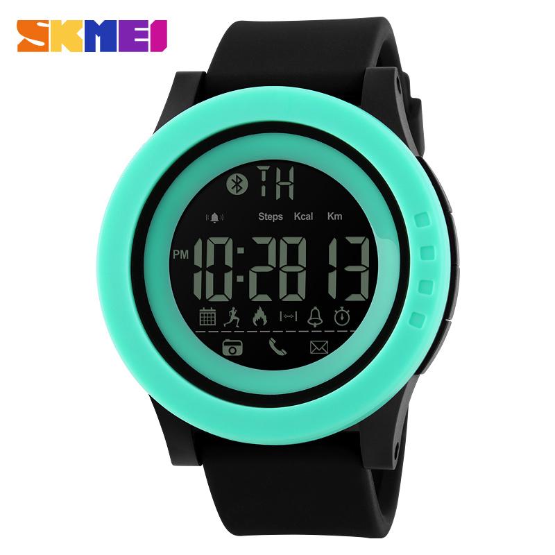 Digital Watches Watches Nice Solar Power Led Digital Sports Wrist Watch Mens Woman Unisex El Backlight Stopwatch 3atm Waterproof Relogio Free #1212