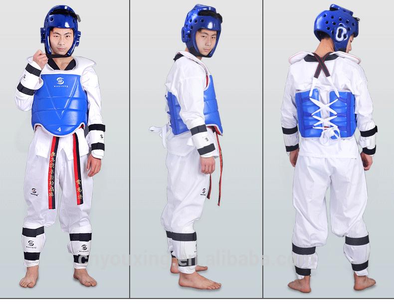 Protecteur De Corps pour Adulte Art Martial Toygogo Taekwondo Chest Guard