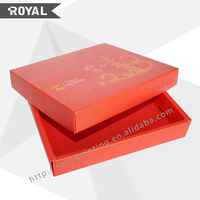 Large supply wholesale price wine glasses cardboard gift box