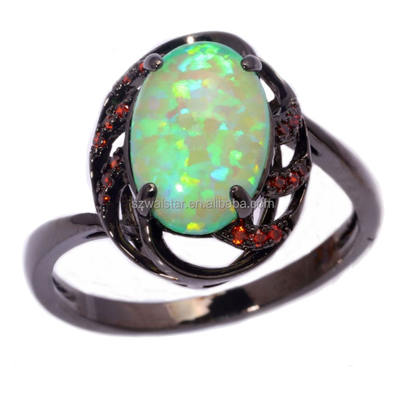 new Luxury Black Vintage Anillos Punk Rings hot jewelry costom design