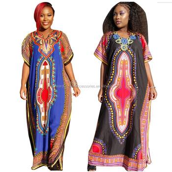 新しいファッション太った女性ルースフリーサイズアフリカkitengeファ