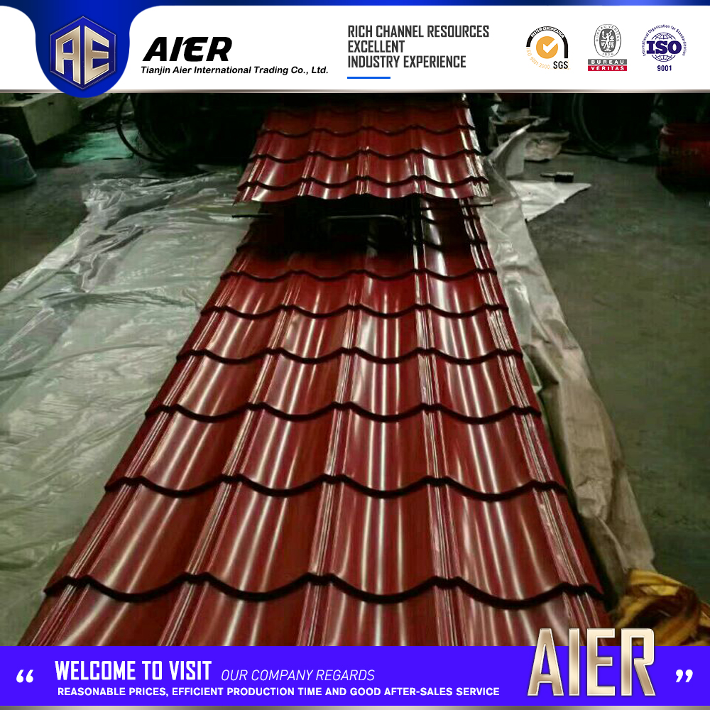Professional metal near me antirust galvanized corrugated sheet with CE certificate