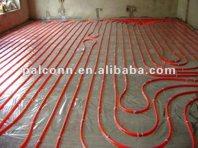 Tubos de calefacci n por suelo radiante pex tubo de - Tuberia pex precio ...
