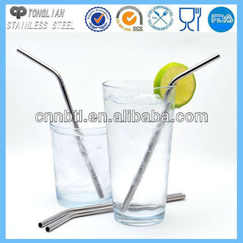 Food Grade Stainless Steel Straw,Drinking Straw,Steel Straw