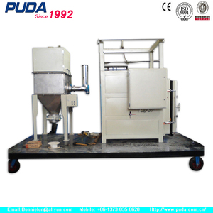 Fertilizer Movable Container Packing Machine System
