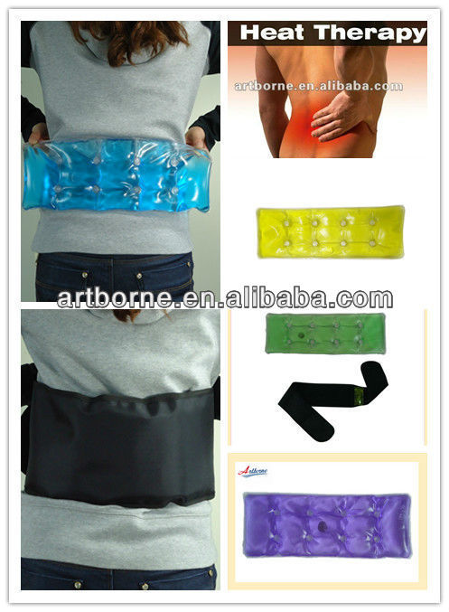 Artborne reusable heated back and <strong>shoulder</strong> massager hot cod compress(Manufacturer with CE&FDA&ISO13485))