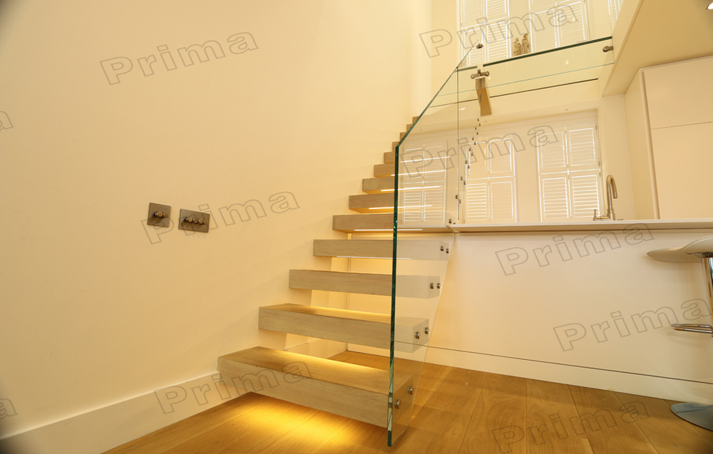 Free Standing Suspended Stair Case Hanging Stairs Buy