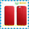 Custom flip leather case for mobile phone case for iphone6/6s