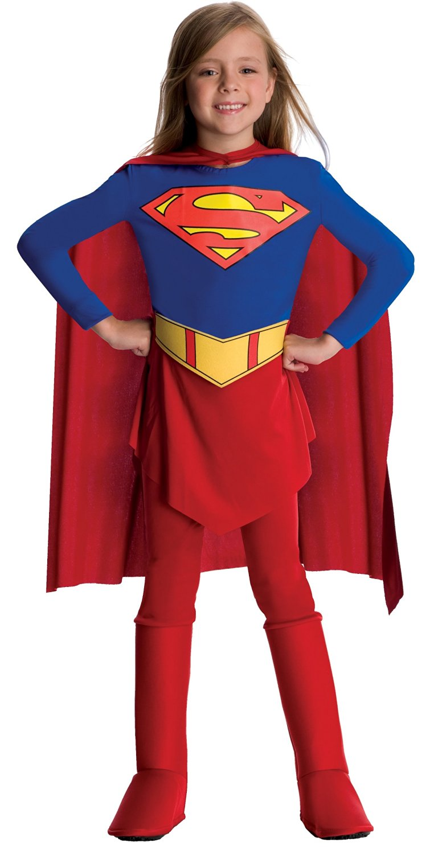 Rubie's Supergirl Child Costume - Small