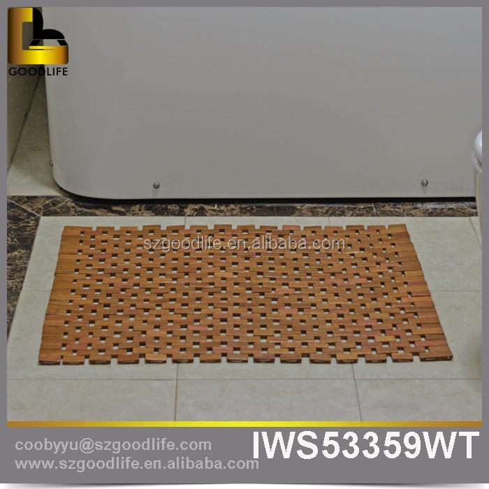 non slip bathroom teak shower mat. Non slip Bathroom Teak Shower Mat   Buy Non slip Bathroom Floor