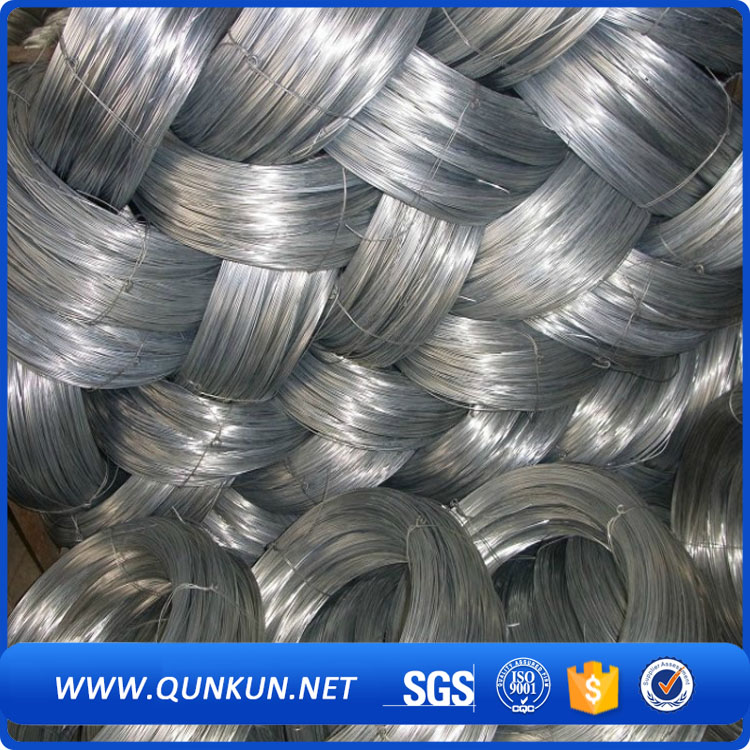 Book binding galvanized stainless steel stitching wire