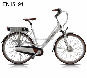 AF7022 CE certification electric city bike classic design bicycle front motor electric chopper bike