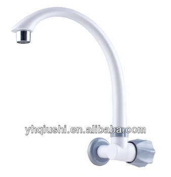 Plastic Kitchen Taps Abs Sink Water Taps Swan Neck Design E--02 ...