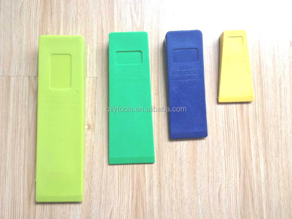 Plastic Wedge Tool Abs Or Pp Felling Wedge Buy Splitting