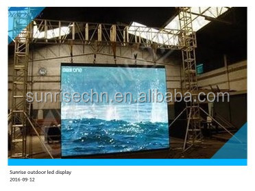 mini led display badge electronics Outdoor Rental LED Display