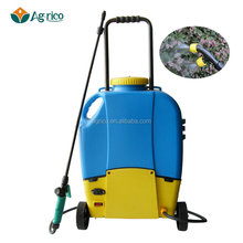 KOBOLD SUPPLY factory Price high quality battery powered sprayer with wheels KB-16E-W