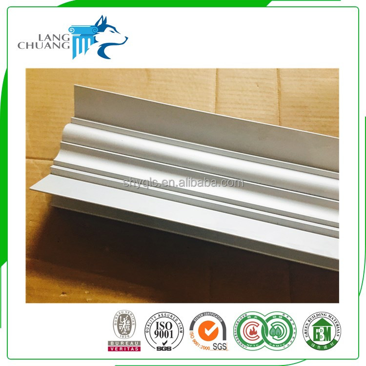 China Factor Direct Sale Cheap Price Concrete Aluminum Molds For Plaster Cornice