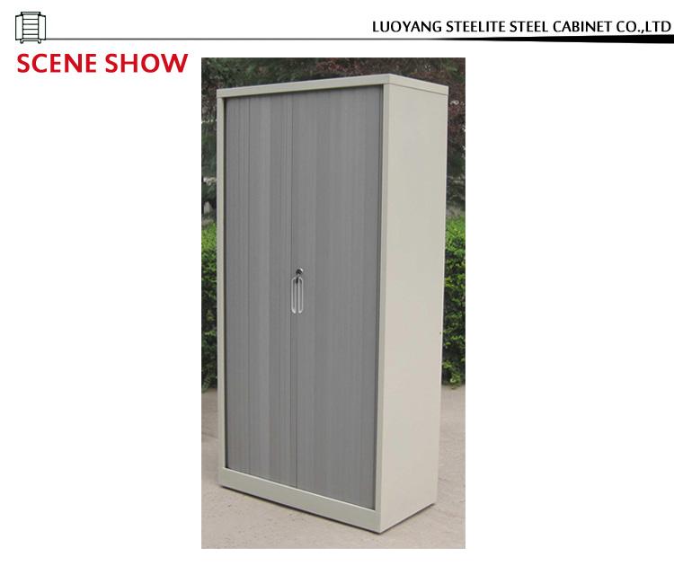 Tambour Door Custom Made Horizontal Kitchen Cabinet Pvc Plastic ...