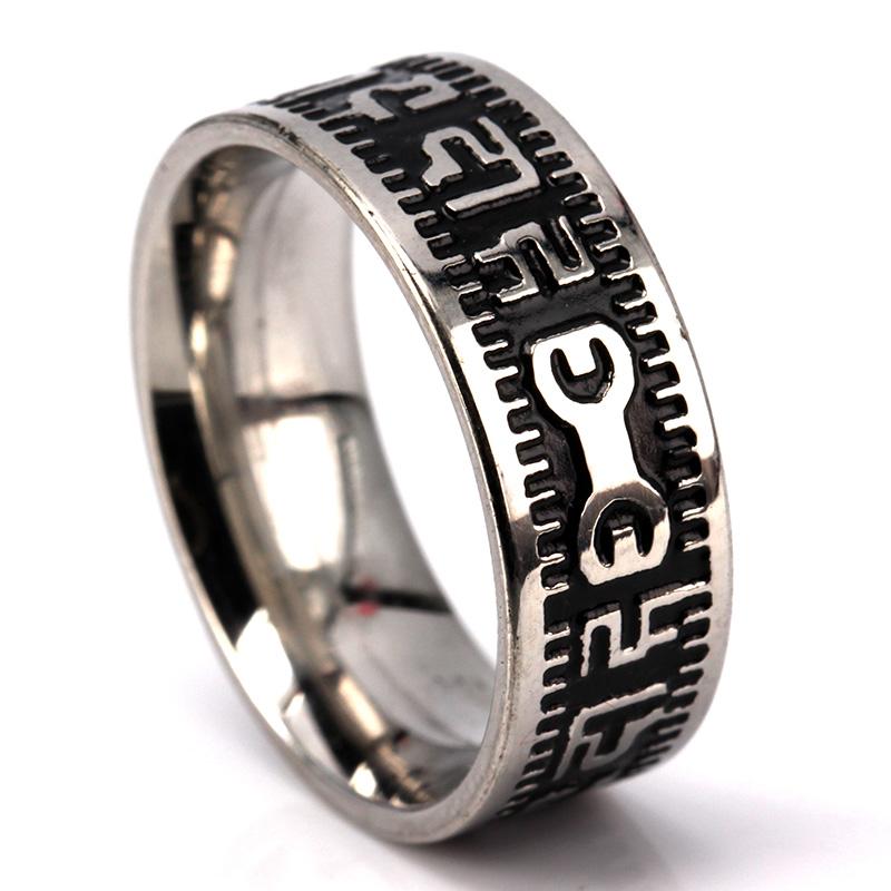 Popular Gothic Rings For Men Buy Cheap Gothic Rings For