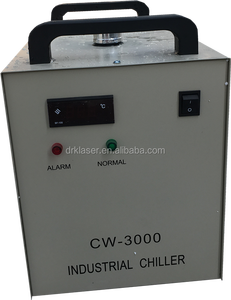 110V/60HZ industrial water cooling chiller cw5200 price for laser engraving/cutting machine