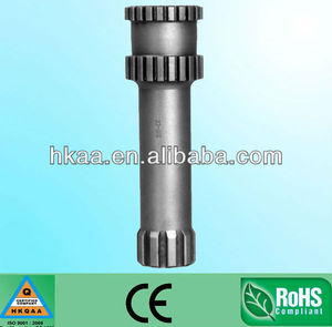 OEM cam shaft driving shaft wheel axle mechanical component metal component auto component Cam coupling part shaft