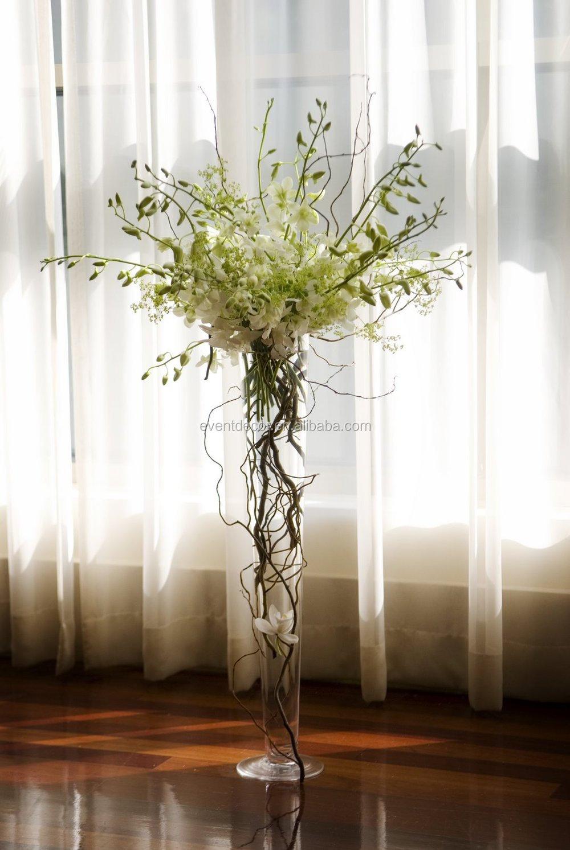 Clear trumpet glass vase vase wedding centerpiece and flower clear trumpet glass vase vase wedding centerpiece and flower arrangements reviewsmspy