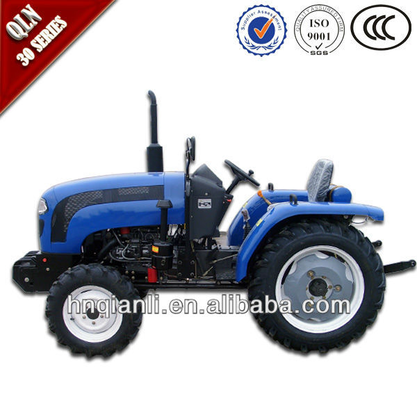 Henan top 10 brand QLN 25hp escorts tractors